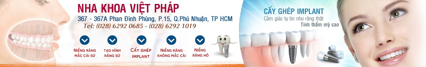 Nha Khoa Việt Pháp