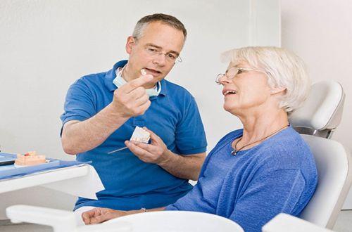Image result for Vấn đề răng miệng của người lớn tuổi