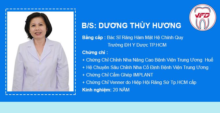 Đội ngũ Bác sỹ RHM hàng đầu Việt Nam