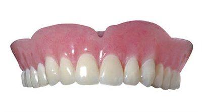 Làm răng giả như thế nào?